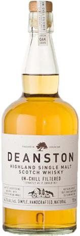 Deanston Scotch Virgin Oak